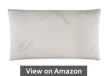 Snuggle-Pedic Bamboo Shredded Memory Foam Pillow