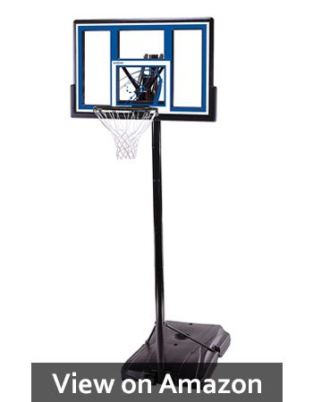best portable basketball hoop reviews - Lifetime 1531 Portable Basketball System