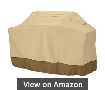 best grill covers reviews- Classic Accessories Veranda Grill Cover