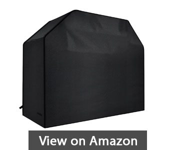 best grill covers reviews- Homitt Waterproof Grill Cover