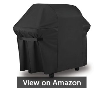 best grill covers reviews- Weber BBQ Gas Grill Cover