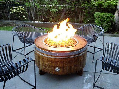 Best Propane Fire Pit Reviews Jul 2019 Feel The