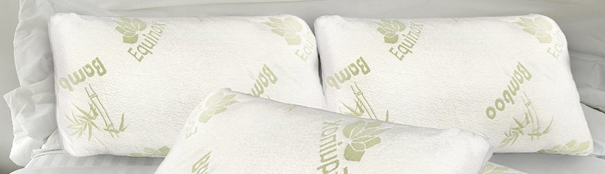 bamboo pillows bamboo pillow memory foam king size new impro