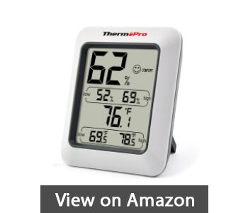 best-hygrometers-reviews-ThermoPro-TP50
