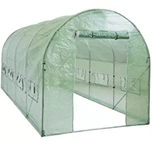 greenhouse kits - Best Choice walk-in tunnel greenhouse