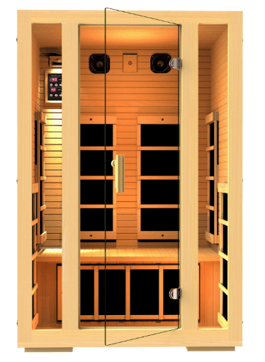 JNH Lifestyles 2 home sauna