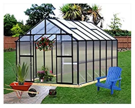 greenhouse kits Monticello Greenhouse