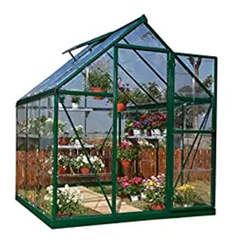 greenhouse kits - Palram Nature Harmony Greenhouse