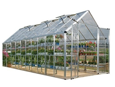 greenhouse kits Palram Snap&Grow
