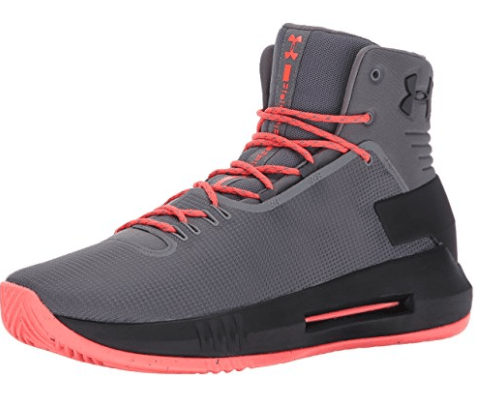 Under Armour Men's Drive 4 best basketball shoes