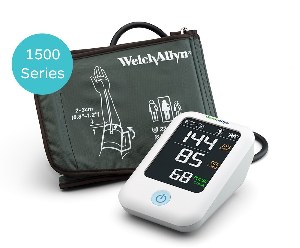 Welch Allyn Home best blood pressure monitor
