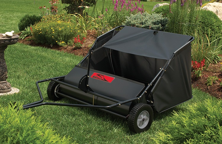 Best Lawn Sweepers: Push, Tow And Pull Behind Sweeper Guide